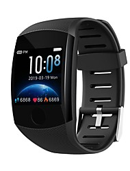 cheap -Q11 Smart Watch BT Fitness Tracker Support Notify/ Heart Rate Monitor Sport Smartwatch Compatible Samsung/ Android/ Iphone