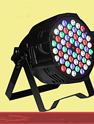 cheap -1 set 80 W 3200 lm 54 LED Beads Creative Dimmable Easy Install LED Stage Light / Spot Light RGB Color-changing 220-240 V Commercial Stage Hallway / Stairwell