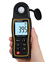 cheap -Sndway SW-582 Digital luxmeter Lux / FC meter Light Meter for photography Luminometer Photometer hand-held spectrometer Illuminomete 200000Lux