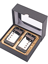 cheap -GMC79 Guitar Accessory Metal Case Guitar Musical Instrument Accessories 9.1*4.5*2.4 cm