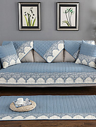 cheap -Sofa Cover / Sofa Cushion Romantic / Contemporary Quilted Cotton / Polyester / Cotton Slipcovers