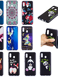 cheap -Case For Apple iPhone XS / iPhone XR / iPhone XS Max Pattern Back Cover Animal / Cartoon / Tree Soft TPU