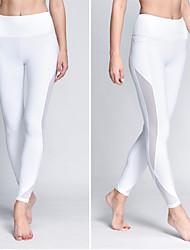 abordables -Femme Taille Haute Pantalon de yoga 3D Print Elasthanne Fitness Entraînement de gym Collants Tenues de Sport Butt Lift Contrôle du Ventre Power Flex Haute élasticité Mince