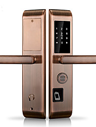 cheap -KD&DS Stainless Steel lock / Fingerprint Lock / Intelligent Lock Smart Home Security System RFID / Fingerprint unlocking / Password unlocking Household / Home / Home / Office Others / Security Door