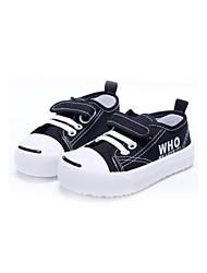 cheap -Boys' / Girls' Comfort Canvas Sneakers Toddler(9m-4ys) / Little Kids(4-7ys) Bowknot Black / Gray / Khaki Spring &  Fall / Winter / Spring & Summer