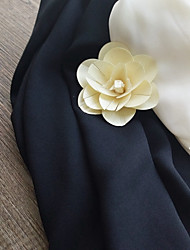 cheap -Chiffon Solid Inelastic 150 cm width fabric for Special occasions sold by the 0.5m