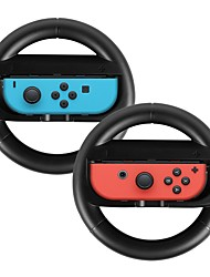 cheap -Nintendo steering wheel Steering Wheels For Nintendo New 3DS LL(XL) / Nintendo New 3DS / Nintendo 3DS Steering Wheels ABS 2 pcs unit