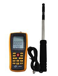 Недорогие -gm8903 анемометр скорость ветра датчик измерения температуры usb интерфейс инструмент измерительный прибор цифровой портативный анемометр