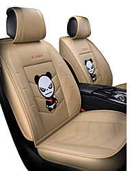 cheap -Car Seat Cushions Seat Cushions Beige / Coffee / Black / Red PU Leather / Artificial Leather Cartoon / Lady For universal All years General Motors