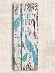 cheap -Bird Wall Decor Wooden European Wall Art, Wall Hangings Decoration