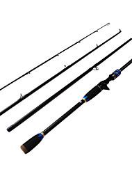 cheap -Casting Rod Casting Rod Carbon Fiber Carbon Sea Fishing Fly Fishing Bait Casting Rod Ultra Light (UL) Carbon Fiber Steel Stainless Carbon