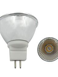 cheap -1pc 3.5W Gu5.3 LED Spotlight 300-320lm 110V 220V COB LED Spot Lamp White Warm White
