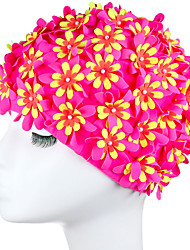 abordables -Bonnets de Bain pour Adultes Nylon Respirabilité Confortable Durable Natation