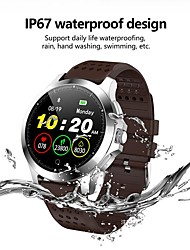 cheap -W8 Smart Watch BT Fitness Tracker Support Notify/ Heart Rate Monitor Sports Smartwatch Compatible with iPhone/ Samsung/ Android Phones