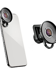 cheap -Mobile Phone Lens Glasses / Aluminium Alloy 10X Macro 80 ° New Design / Funny