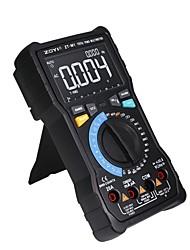 Недорогие -оригинальный производитель zoyi zt-m1 true-rms цифровой мультиметр переменный ток постоянного тока напряжение ом температура мультиметр