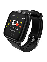cheap -Factory OEM VO421D Unisex Smartwatch Android iOS Bluetooth Waterproof Heart Rate Monitor Blood Pressure Measurement Touch Screen Calories Burned Pedometer Call Reminder Activity Tracker Sleep Tracker