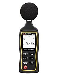 cheap -SW524 LCD Digital Sound Level Meter Noise Volume Measuring Instrument Decibel Monitoring Tester 30-130dB USB Data Storage Alarm