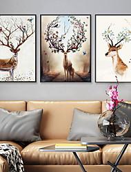 Недорогие -Новинки Декор стены Нетканые Однотонный Предметы искусства, Гобелены Украшение
