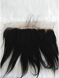 cheap -Braiding Hair Straight Others Human Hair 1 Piece Hair Braids Black 8 inch 8 inch Cute Athleisure Brazilian Hair