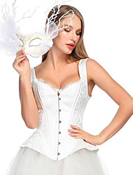 cheap -Normal Polyester Corset Sexy Jacquard Wedding Sash / Ribbon