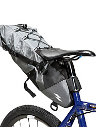 cheap -SAHOO 3-10 L Bike Saddle Bag Cycling Outdoor Durable Bike Bag Nylon Bicycle Bag Cycle Bag Cycling Outdoor Exercise Scooter