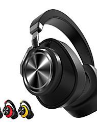Недорогие -Bluedio T6 Наушники-вкладыши Беспроводное Путешествия и развлечения Bluetooth 5.0 С микрофоном