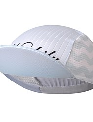 cheap -Nuckily Cycling Cap / Bike Cap Visor UV Resistant Breathable Quick Dry Sweat-wicking Bike / Cycling White Spandex for Men's Women's Teen Adults' Road Bike Outdoor Exercise Recreational Cycling