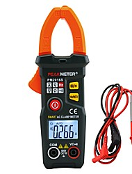 cheap -PEAKMETER PM2016S  Smart Mini Digital Clamp Meter AC Current pliers ammeter Frequency NCV Tester amperimetric clamp