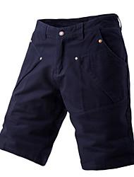 abordables -Homme Basique Short Pantalon - Couleur Pleine Bleu Marine Vert Véronèse Kaki 34 36 38