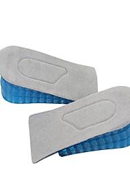 cheap -Pain Relief Insole & Inserts Gel Winter Unisex Black / Sky Blue