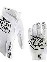 cheap -Full Finger Men's Motorcycle Gloves PVC (Polyvinylchlorid) Breathable / Wearproof / Protective