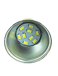 cheap -1pc 2 W LED Spotlight 240 lm GU10 9 LED Beads SMD 5730