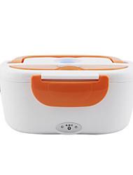 Недорогие -1.5 л автомобиль электрический ланч-бокс underpan отопления малошумный контейнер для домашнего офиса школьного использования 12 В