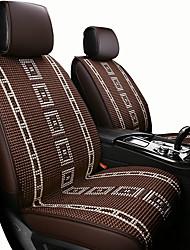 Недорогие -Подушечки на автокресло Подушки для сидений Черный / Бежевый / Кофейный Искусственная кожа / Синтетическое волокно Деловые / Назначение Назначение Универсальный Все года Дженерал Моторс