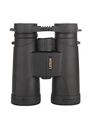 cheap -LUXUN® 10 X 42 mm Binoculars Lenses Waterproof High Definition Antiskid BAK4 Hunting Camping / Hiking / Caving Everyday Use Spectralite PP+ABS / Bird watching
