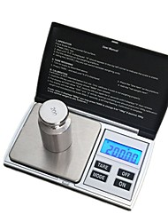 cheap -1000G/0.1G High Definition Auto Off LCD Display Digital Jewelry Scale For Office and Teaching Home life Kitchen daily