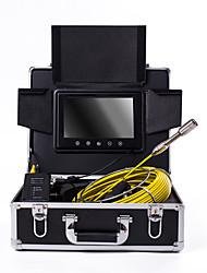 cheap -23 mm lens Industrial Endoscope 20M Working length 9 inch Display Car Repair Inspection Pipeline repair