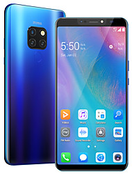"cheap -Huitton Mate 20 Pro 6.1 inch "" 3G Smartphone ( 1GB + 16GB 8 mp / Flashlight MediaTek MT6580 3800 mAh mAh )"