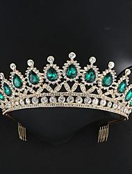 cheap -Headbands / Decorations Hair Accessories Crystal / Alloy Wigs Accessories Women's 1 pcs pcs cm Wedding / Festival Classic Jewelry / Wedding Women / Crystal / Rhinestone