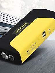 Недорогие -автомобиль скачок стартер многофункциональный аварийный 12v заряд аккумулятора автозапуск зарядное устройство USB зарядное устройство фонарик