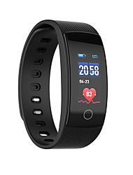 Недорогие -QS 80 Женский Умный браслет Android iOS Bluetooth Спорт Водонепроницаемый Пульсомер Измерение кровяного давления Сенсорный экран / Датчик для отслеживания активности / Датчик для отслеживания сна