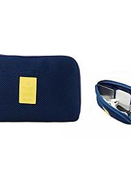 abordables -Tissu Oxford Fermeture Bagage à Main Géométrique De plein air Bleu de minuit / Jaune / Rose / Unisexe / Automne hiver