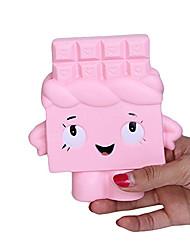 Недорогие -Резиновые игрушки Продукты питания Декомпрессионные игрушки Поли уретан для Все