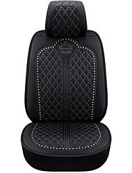 Недорогие -бизнес передние задние универсальные автомобильные чехлы на сиденья комплекты подушек роскошные аксессуары для автомобилей универсальные / полиэстер / кожзаменитель