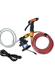 cheap -High Pressure Car Washer 12v High Pressure Water Pump Portable Car Wash Water Gun Set Household Car Washing Artifact