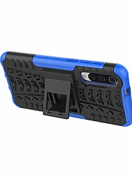 cheap -Case For Xiaomi Xiaomi Mi 9 SE Shockproof / with Stand Back Cover Armor Hard Plastic