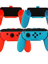 cheap -Cooho 2PCS NS handle grip switch Nintendo game left and right hand Game controller thumb lever / Nintendo switch game controller accessories / joystick