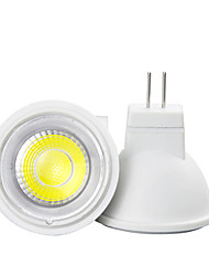 cheap -1pc 3 W LED Spotlight 165 lm MR11 1 LED Beads COB Decorative Warm White Cold White 12 V