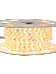 cheap -KWB 4M LED Light Strips Waterproof Tiktok Lights Shine Decor 220V Rope Lights 5050 10mm 240LEDs for Indoor Outdoor Ambient Commercial Lighting Decoration